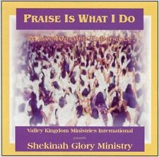 Praise Is What I Do by Shekinah Glory Ministry (CD, Mar-2002, 2 Discs,...