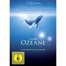 UNSERE OZEANE 2 DVD SPECIAL EDITION NATUR DOKU NEU