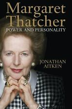 Margaret Thatcher: Power and Personality-ExLibrary