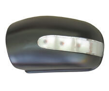MERCEDES C-CLASS C SPORTCOUPE  LEFT WING REARVIEW MIRROR COVER GROUNDED  ak