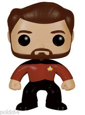 Star Trek TNG POP! Vinyl figurine Will Riker 9 cm collector figure n° 189 Funko
