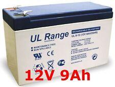 B.B. Battery BP8-12 12V 9Ah BP10-12 12V 10Ah Akku Ersatzakku 12Volt wartungsfrei