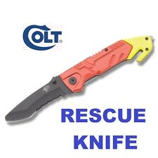 Colt - SALE - Rescue Linerlock Folding Knife FAST SHIPPING