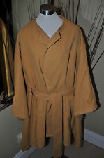 New RACHEL ZOE Double Faced Belted CAPE Camel 1X