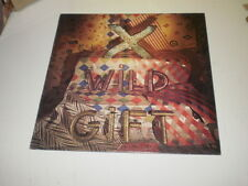 X - WILD GIFT - LP 1981 MADE IN ITALY - EXPANDED MUSIC -  PUNK LP - OIS - EX+/EX