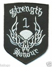FLASHPOINT SRU T.V. SHOW TACTICAL PATCH - FPT04