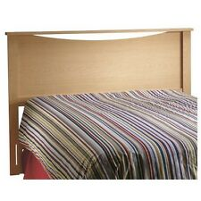 South Shore Step One Full/Queen Headboard (54/60''), Natural Maple