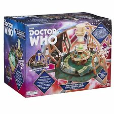 Doctor Who Toy Tardis Console Room Electronic Playset The Tenth Dr NEW BOXED