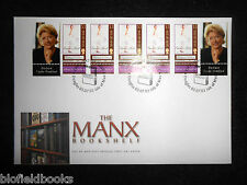 Isle of Man Post Office Barbara Taylor Bradford First Day Cover Manx Stamps 2003