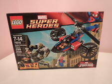 NEW - Lego Spider Helicopter Rescue - Marvel Super Heroes 76016 - Sealed