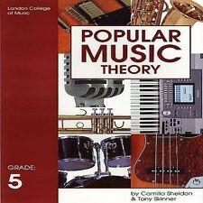 Théorie de la musique populaire lcm grade 5 Sheldon / SKINNER *