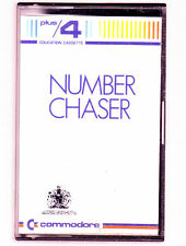 Number Chaser (CBMSoft) Commodore 16 +4 - GC & Complete