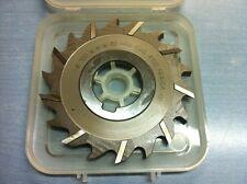 NEW Scheibenfräser Schlitzfräser HSS 100X6X32 DIN 885 Narrow side milling cutter