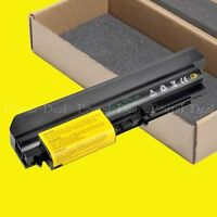6 Cell Battery For Lenovo Thinkpad R400 T400 42T5225 43R2499 42T4530 42T5262