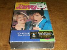 THE WEDDING SINGER - VHS - 1999 - ADAM SANDLER & DREW BARRYMORE - NEW - SEALED