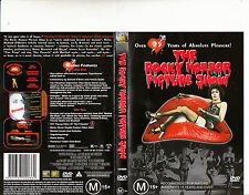 The Rocky Horror Picture Show-1975-Tim Curry-[2 Disc]-Movie-DVD