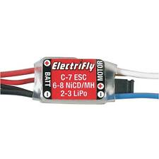 NEW Great Planes ElectriFly C-7 Nano Brushed ESC w/BEC GPMM2005