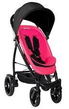 Phil&Teds 2013 Smart Buggy Stroller Bundle- Pink/ Black-  Brand New!!