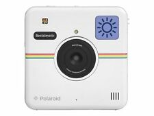 Polaroid Socialmatic 14.0 MP Digital Camera - White With Zink Paper
