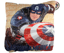 Captain America Schild Shield Superheld Hero Marvel Kissen Cushion 30x30cm