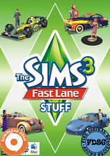 The Sims 3 Fast Lane Stuff Pack (Mac&PC, 2010) Origin Download Region Free