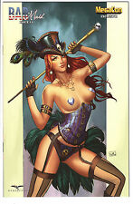 BAR MAID #4 MEGACON NEI RUFFINO LTD 100 NAUGHTY VARIANT GRIMM FAIRY TALES