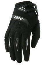 Thor Motocross MX ATV Riding Spectrum Gloves Women's Black Small