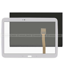 White Samsung Galaxy Tab 3 10.1 P5200 P5210 Touch Screen Digitizer+LCD Display