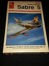 "Hobby Craft Model Kit - Sabre 5 - Canadair ""Dogfighter"" - HC1386 1:72 - Unopened"