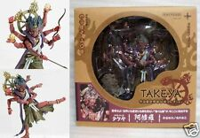 New REVOLTECH TAKEYA Asura action figure KAIYODO BUDDHIST STATUE COLLECTION F/S