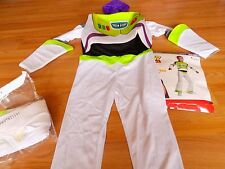 Boy's Size Medium 8 Disney Toy Story Buzz Lightyear Halloween Costume Disguise
