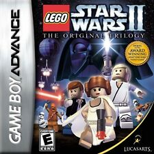 Lego Star Wars 2 Original Trilogy -Game Boy Advance Gba
