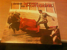 LP FROM SPAIN TO PORTUGAL INTERNATIONAL FOLKLORE VG+/VG+ SM3248  ITALY PS PV