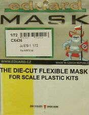 Eduard 1/72 CX436 Canopy Mask for the new Airfix Junkers Ju87B-1 Stuka kit