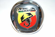 Fiat Punto Evo / Bravo Abarth Rear Tailgate Boot Badge Lock Button 735521565