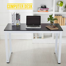 Computer Desk PC Laptop Table Workstation Modern Study Home Office Furniture