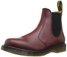 Size 12 Men's (13 Women's) Dr. Martens Chelsea Ankle Boots Chry Red 2976 Casual