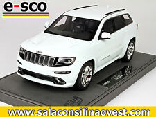 JEEP GRAND CHEROKEE SRT8 Bright White  L.E. 1/50 1:18 (Top Marques TOP16BPRE)
