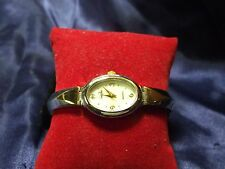 Woman's Vanity Fair Watch with Mother of Pearl Face  **Nice** B25-911