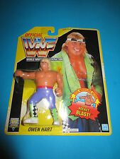 -  OWEN HART WWF Wrestling - HASBROFigure / MOC Sealed WWE Vintage TOP!