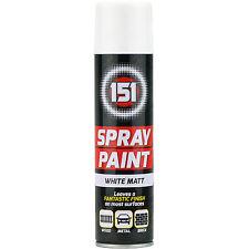 Matt White Spray Paint In Vehicle Parts Accessories Ebay
