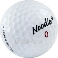 120 Mint Maxfli Noodle Mixed AAAAA Used Golf Balls