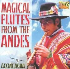 Magical Flutes From the Andes, New Music