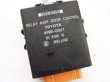 TOYOTA COROLLA (2000-2002) Door Control Relay, 85980-02021