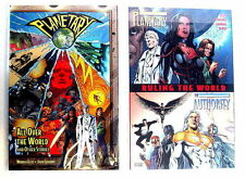 *Planetary (Wildstorm/DC) 4 Book LOT. 1-shots/Trade Paperback. Authority, Batman