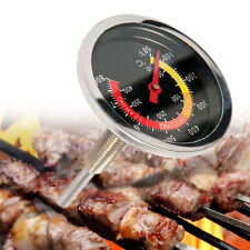 Thermometer Bratenthermometer Grillthermometer Edelstahl BBQ Gasgrill Barbecue