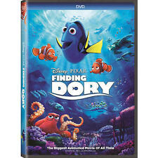 Finding Dory (DVD 2016) Disney NEW SEALED! FREE FAST SHIPPING!!