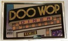 DOO WOP DINER Vol.1 1996 CASSETTE TAPE - NEW/FACTORY SEALED (RARE!!!)