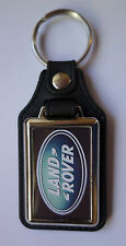 LANDROVER FAUX LEATHER KEY RING / KEY FOB.4X4 JEEPS,OFF ROADING JEEPS,LANDROVER.