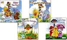LITTLE SUZY'S ZOO Witzy BOARD BOOKS Set of 4 Suzy Spafford 2015 BRAND NEW!